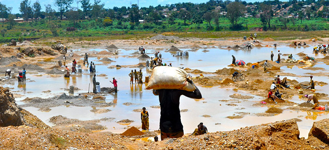 "Beyond ""Conflict Minerals"": The Congo's Resource Curse Lives"
