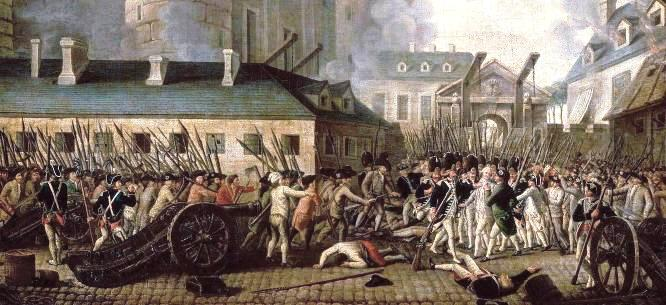 What were the short-term and long term things/events led to the French Revolution?