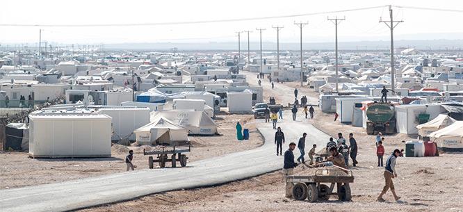 The Politics of Refugee Relief | Dissent Magazine