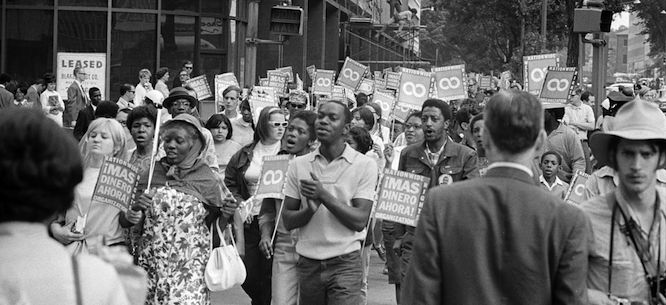Martin Luther King S Radical Legacy From The Poor People S Campaign