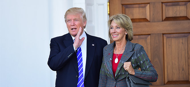 If Confirmed Betsy Devos Will Be >> The Miseducation Of Betsy Devos Dissent Magazine