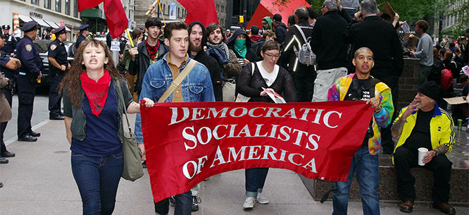 Image result for american youth prefer socialism to capitalism