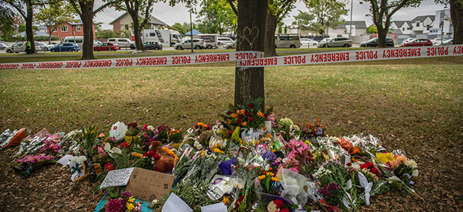 The Christchurch Massacre and the White Power Movement