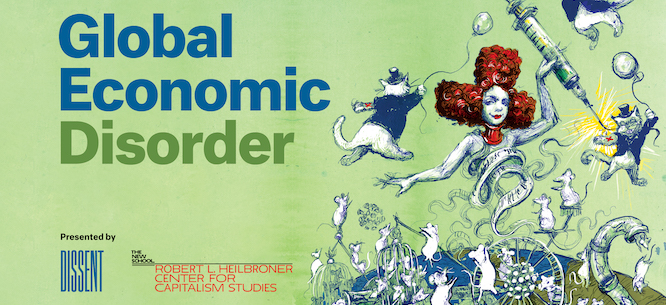 [EVENT | April 14] Spring Issue Launch: Global Economic Disorder