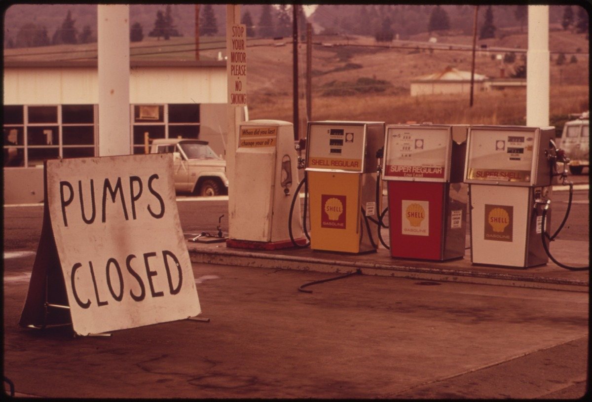 Booked How The 1970s Energy Crisis Changed American