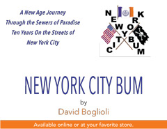 New York City Bum [Advertisement]