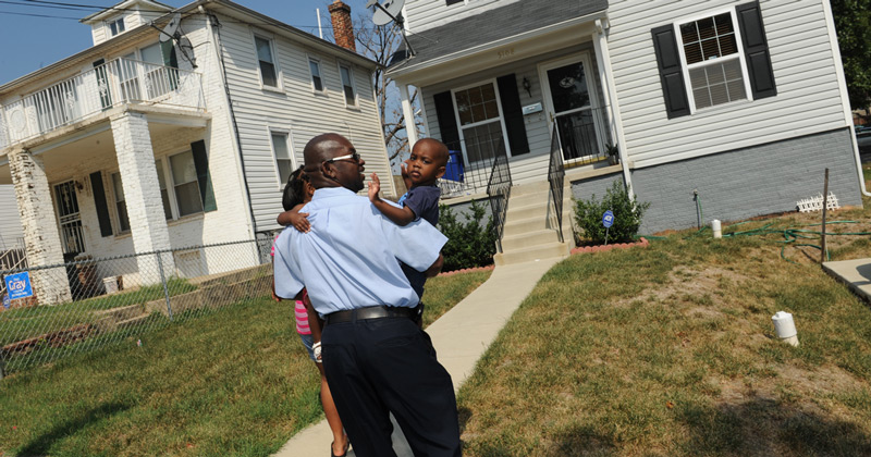 In the aftermath of the 2008 financial crisis, the black homeownership rate dropped to its lowest point since at least the 1980s