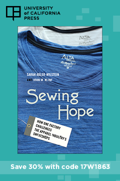Sewing Hope [Advertisement]