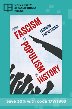 From Fascism to Populism [Advertisement]