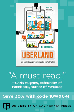 Uberland | University of California Press