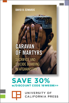 David B. Edwards | Caravan of Martyrs [Advertisement]