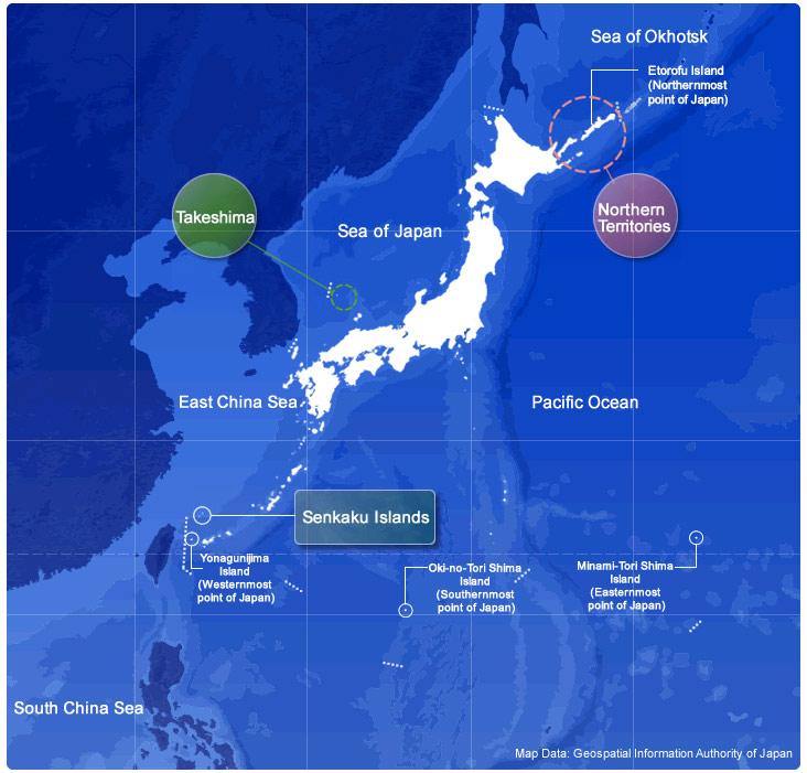 Japan S Island Problem Dissent Magazine