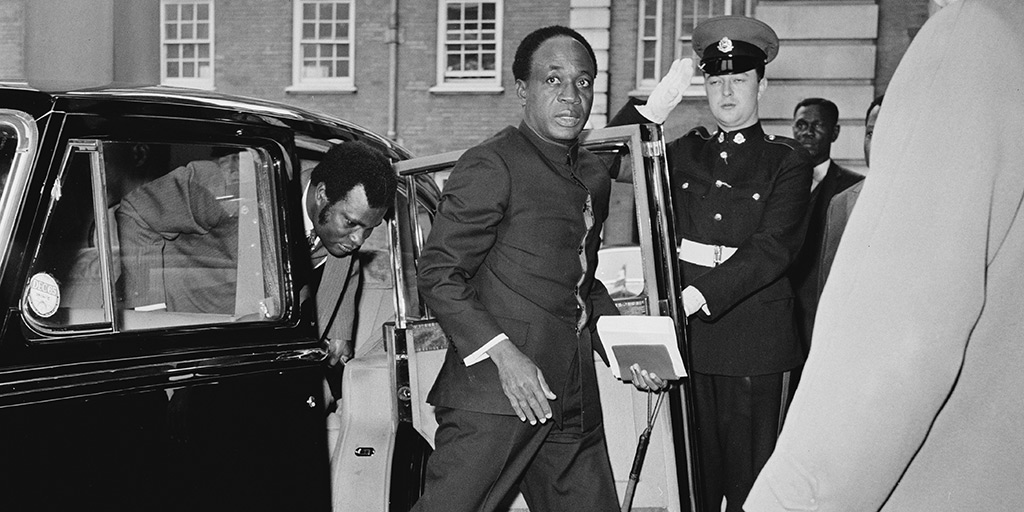 Kwame Nkrumah and the Quest for Independence